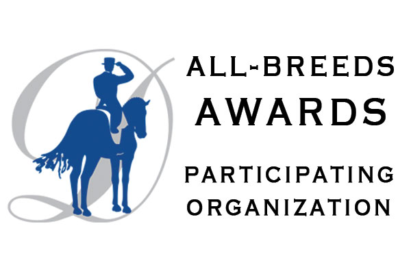 The NASPR participates in the USDF All-Breeds Awards Program 2016